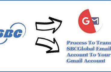The process to transfer SBCGlobal email account to your Gmail account